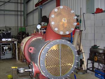 Heat Exchanger Products and Services
